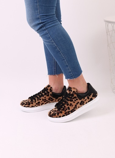 Shoes1441 Sneakers Leopar